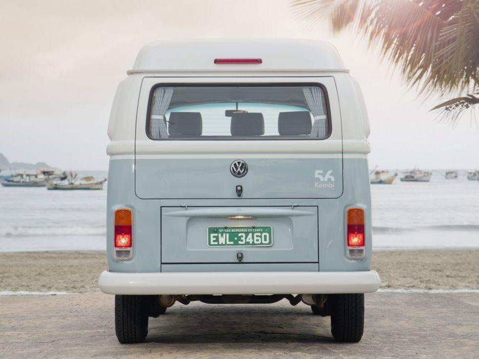 2013 Volkswagen Kombi Last Edition bus van  r wallpaper