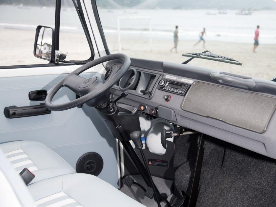 2013 Volkswagen Kombi Last Edition bus van interior     g wallpaper