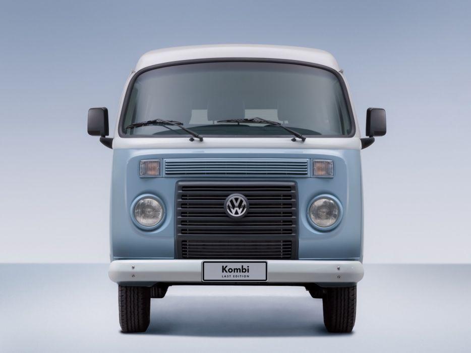 2013 Volkswagen Kombi Last Edition bus van y wallpaper