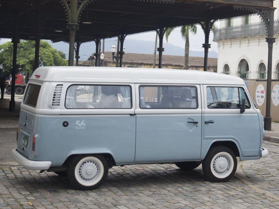 2013 Volkswagen Kombi Last Edition bus van  rq wallpaper
