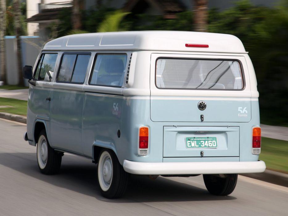 2013 Volkswagen Kombi Last Edition bus van w wallpaper