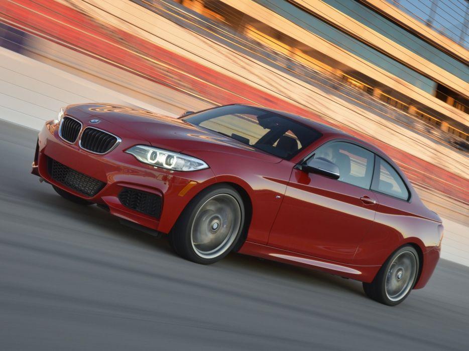 2014 BMW M235i Coupe US-spec (F22)  f wallpaper