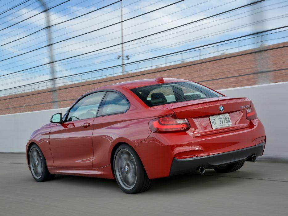 2014 BMW M235i Coupe US-spec (F22)  g wallpaper