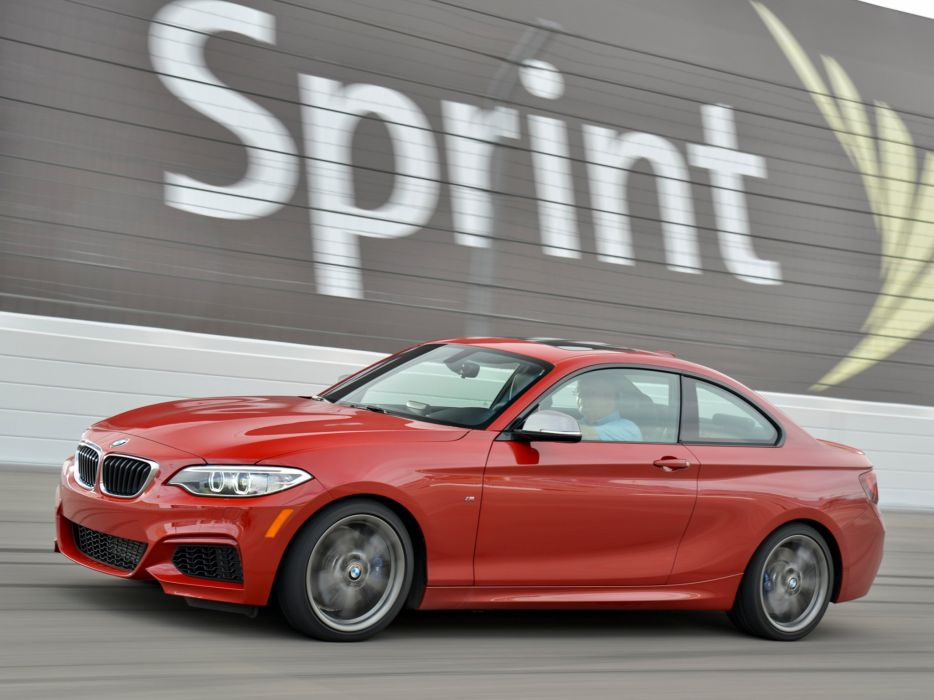 2014 BMW M235i Coupe US-spec (F22)  r wallpaper