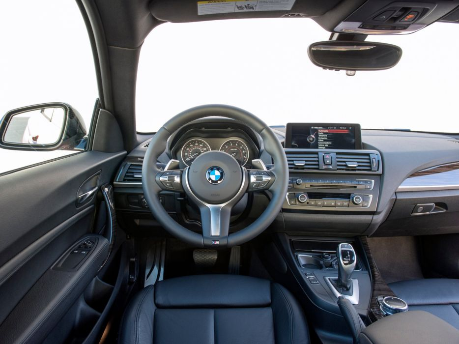 2014 BMW M235i Coupe US-spec (F22) interior       g wallpaper