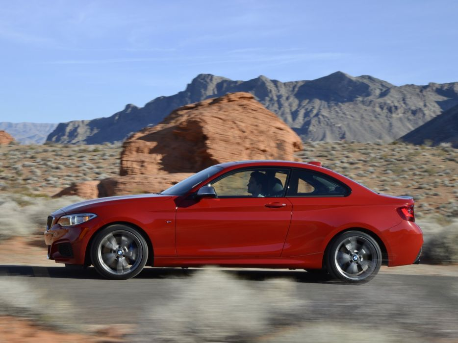 2014 BMW M235i Coupe US-spec (F22) h wallpaper