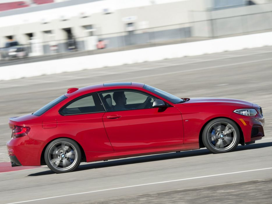 2014 BMW M235i Coupe US-spec (F22) f wallpaper