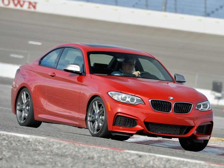 2014 BMW M235i Coupe US-spec (F22) g wallpaper