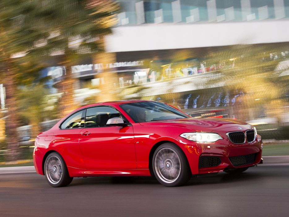 2014 BMW M235i Coupe US-spec (F22) n wallpaper