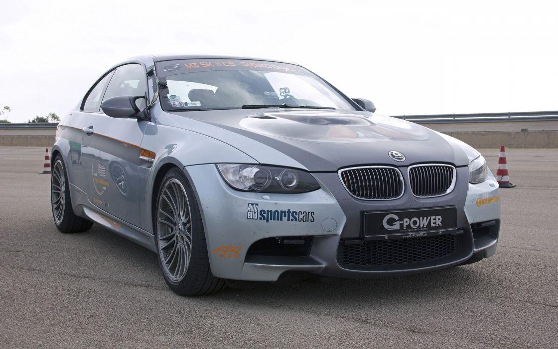 2014 G-Power BMW M-3 Hurricane 337 tuning  k wallpaper