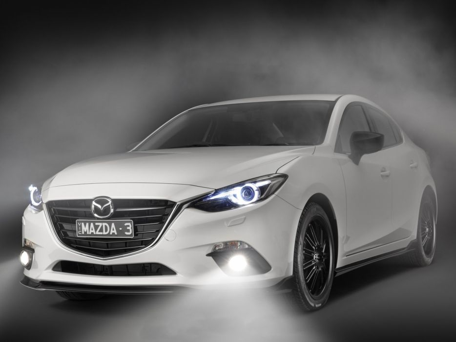 2014 Mazda 3 Sedan Kuroi (B-M)        g wallpaper