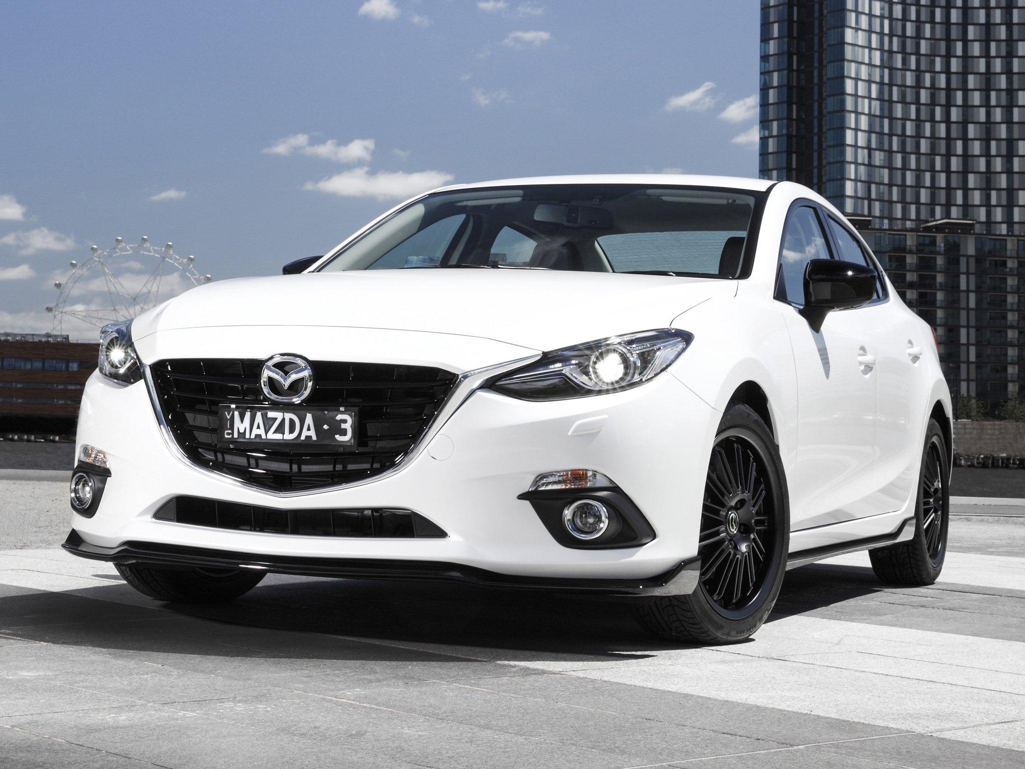2014 Mazda 3 Sedan Kuroi (B-M) m wallpaper | 2048x1536 ...2014 Mazda 3 White