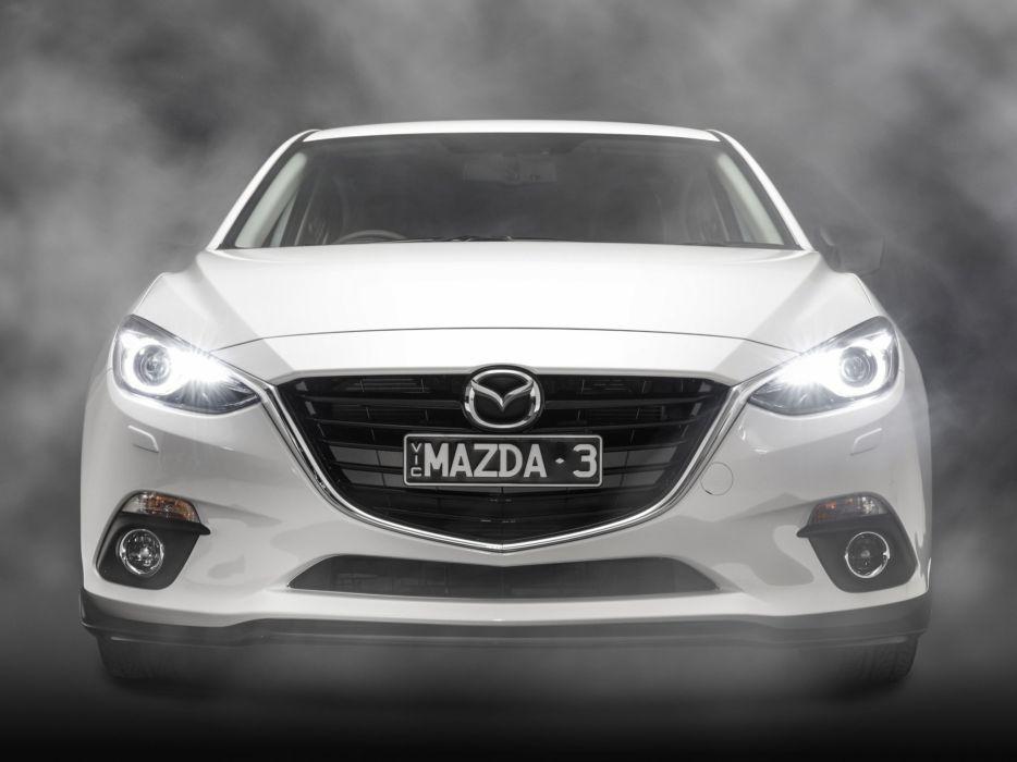2014 Mazda 3 Sedan Kuroi (B-M) e wallpaper