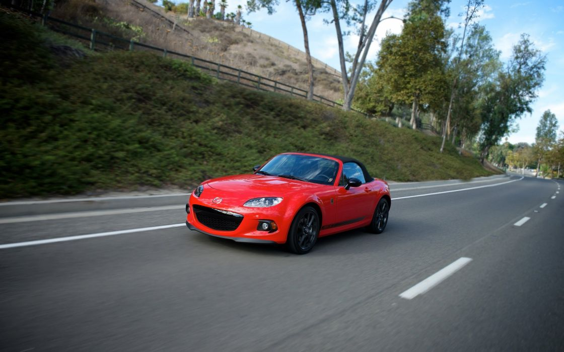 2014 Mazda MX-5 Miata f wallpaper