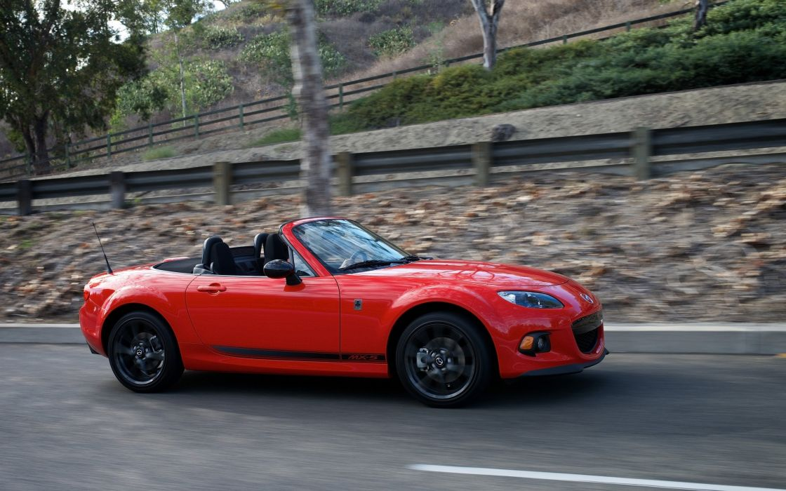 2014 Mazda MX-5 Miata  g wallpaper