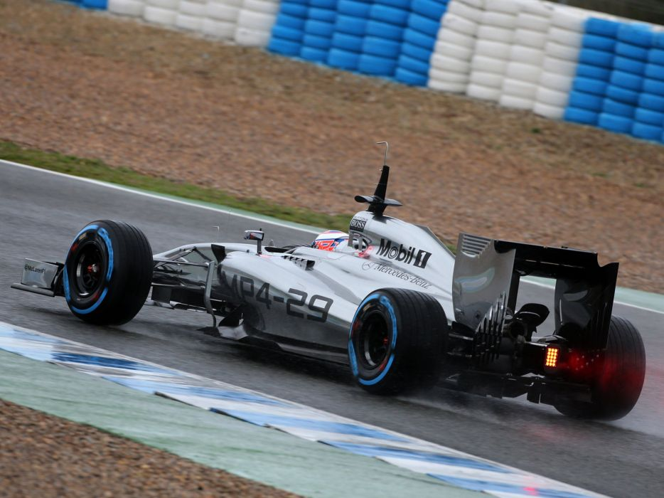 2014 McLaren Mercedes Benz MP4-29 formula f-1 race racing f wallpaper