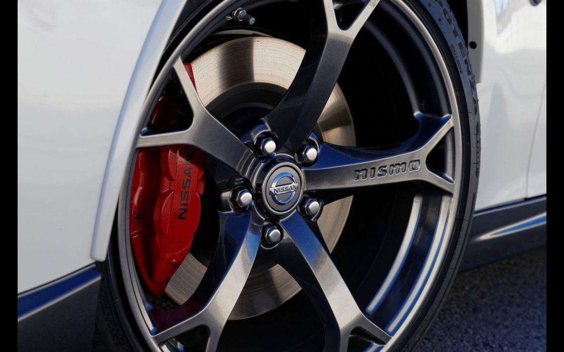 2014 Nissan 370Z Nismo tuning wheel     g wallpaper