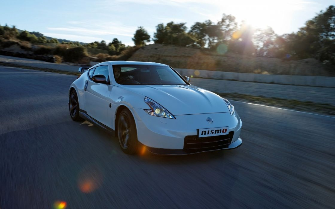 2014 Nissan 370Z Nismo tuning    gs wallpaper