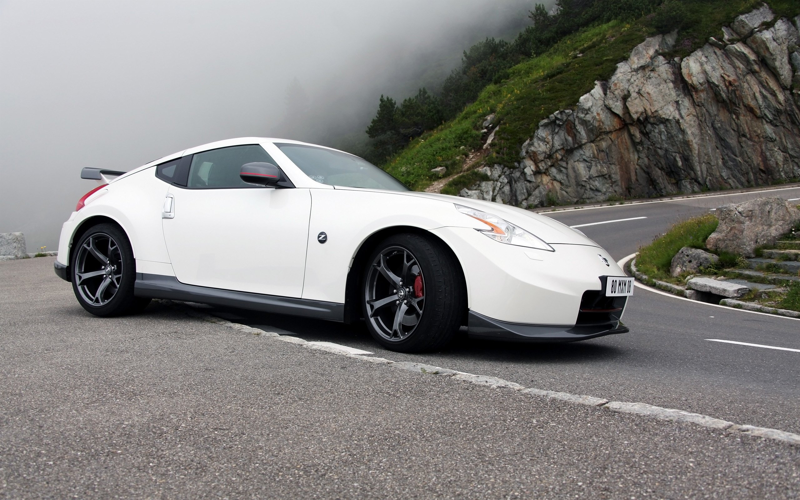 2014 nissan 370z nismo tuning f wallpaper 2560x1600. Black Bedroom Furniture Sets. Home Design Ideas