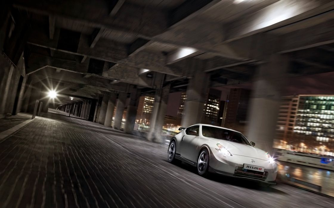 2014 Nissan 370Z Nismo tuning   gg wallpaper