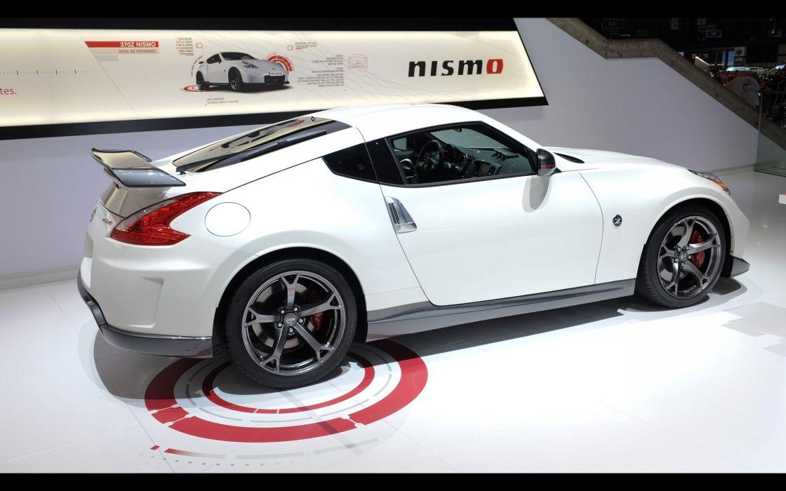 2014 Nissan 370Z Nismo tuning   r wallpaper