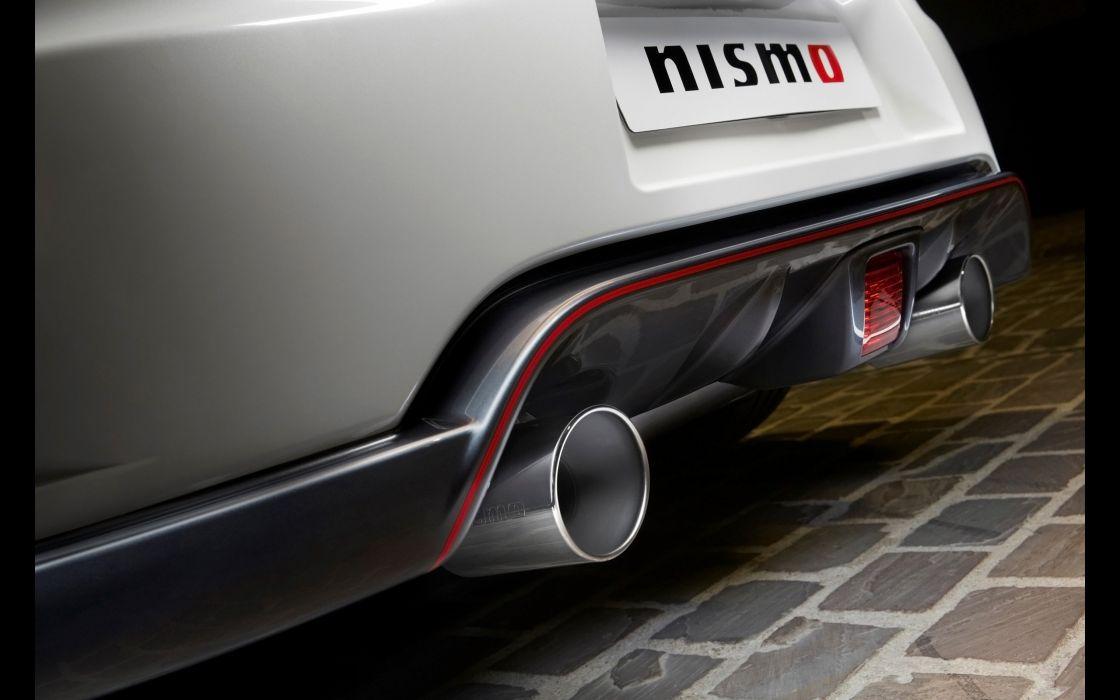 2014 Nissan 370Z Nismo tuning  e wallpaper