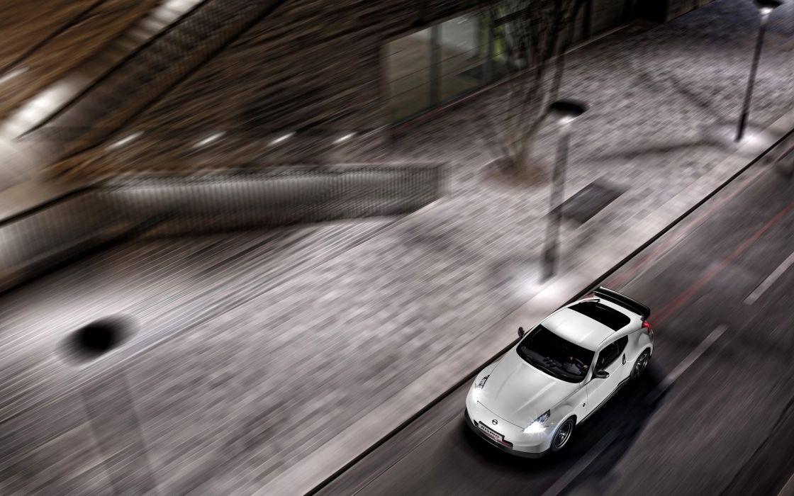 2014 Nissan 370Z Nismo tuning  gh wallpaper