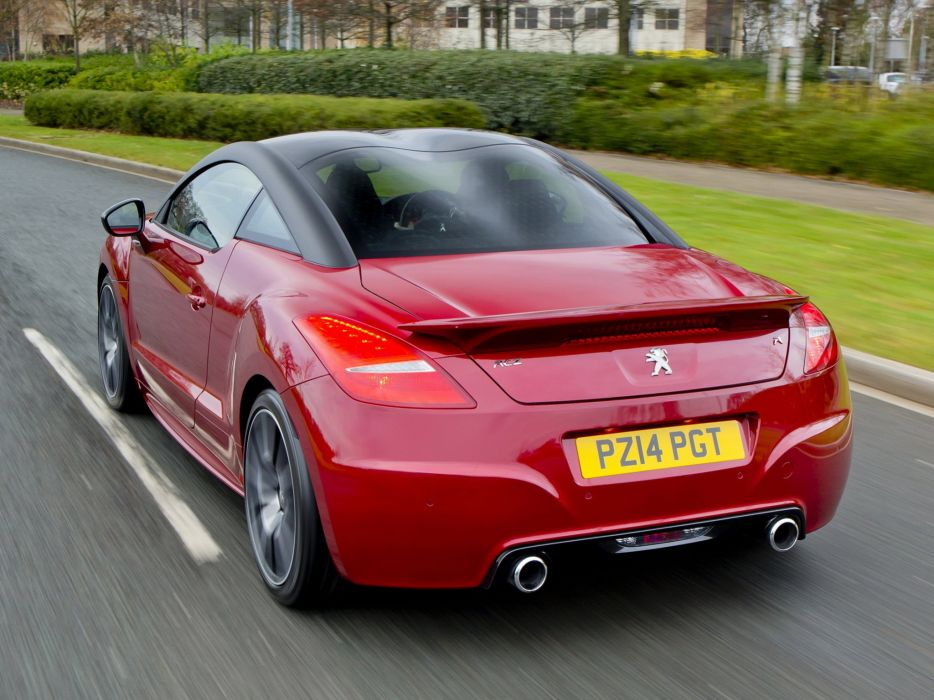 2014 Peugeot RCZ R UK-spec  j wallpaper