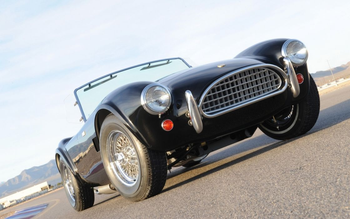 2014 Shelby Cobra 50th Anniversary supercar muscle   c wallpaper