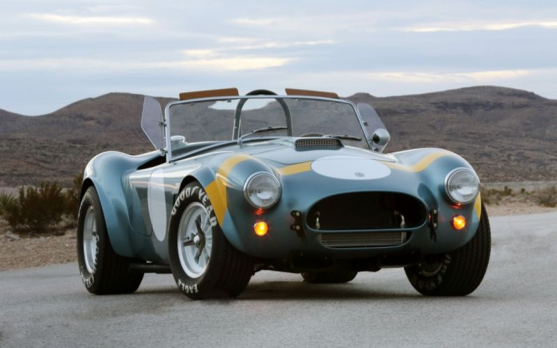 2014 Shelby Cobra 289 FIA 50th Anniversary supercar muscle race racing f wallpaper