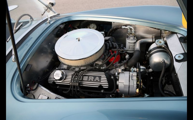 2014 Shelby Cobra 289 FIA 50th Anniversary supercar muscle race racing engine g wallpaper