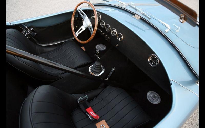2014 Shelby Cobra 289 FIA 50th Anniversary supercar muscle race racing interior f wallpaper