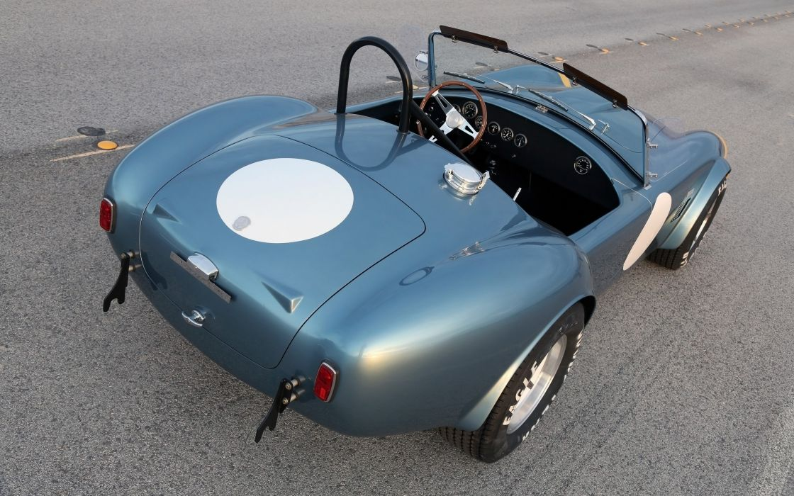 2014 Shelby Cobra 289 FIA 50th Anniversary supercar muscle race racing   hd wallpaper