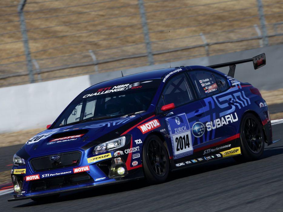 2014 Subaru WRX STI race racing m wallpaper