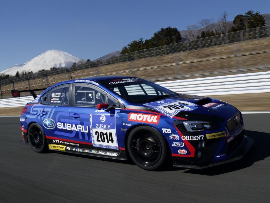 2014 Subaru WRX STI race racing n wallpaper