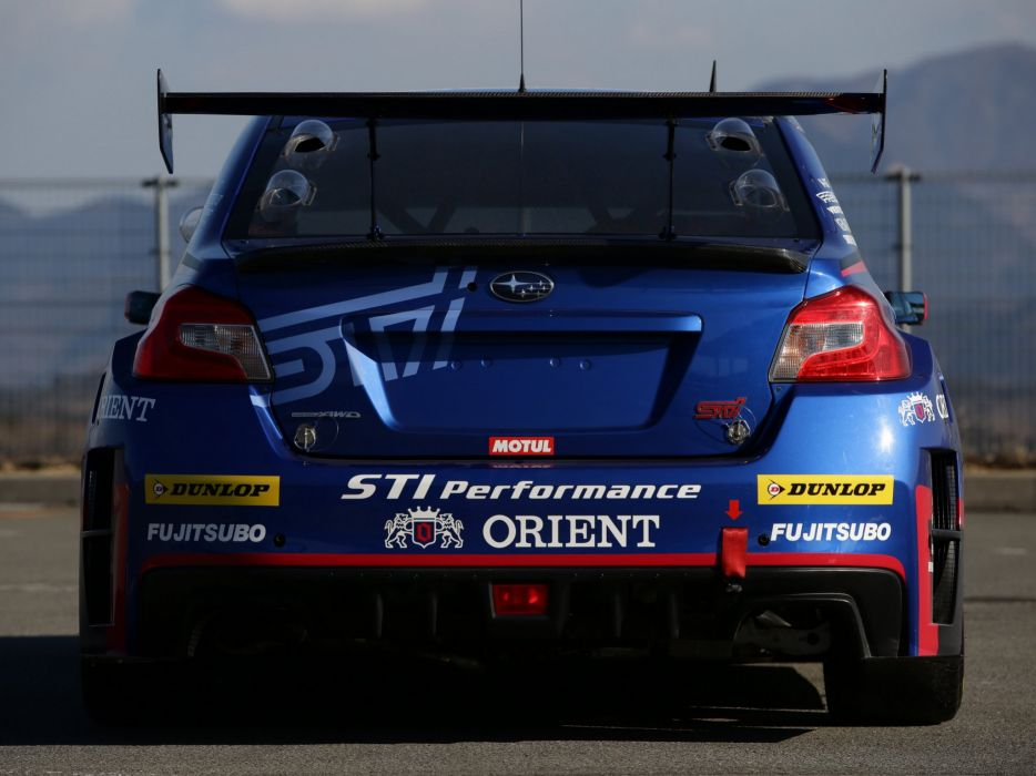 2014 Subaru WRX STI race racing  ru wallpaper