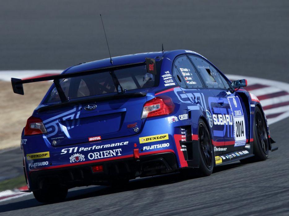 2014 Subaru WRX STI race racing  ri wallpaper