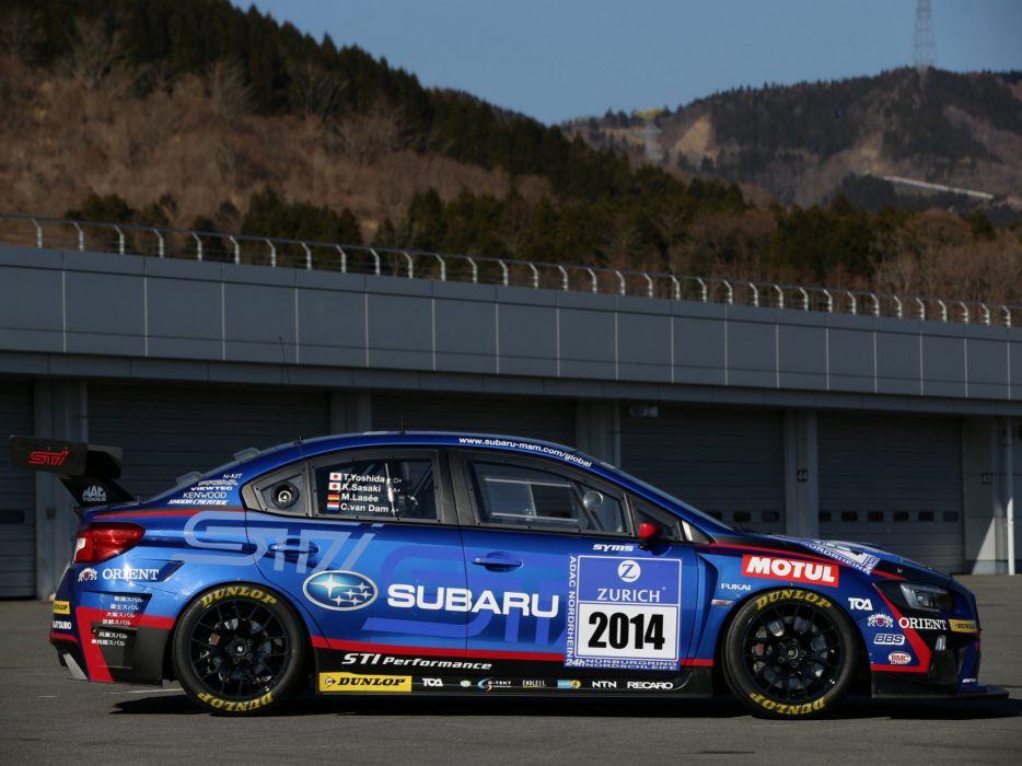 2014 Subaru WRX STI race racing   rw wallpaper