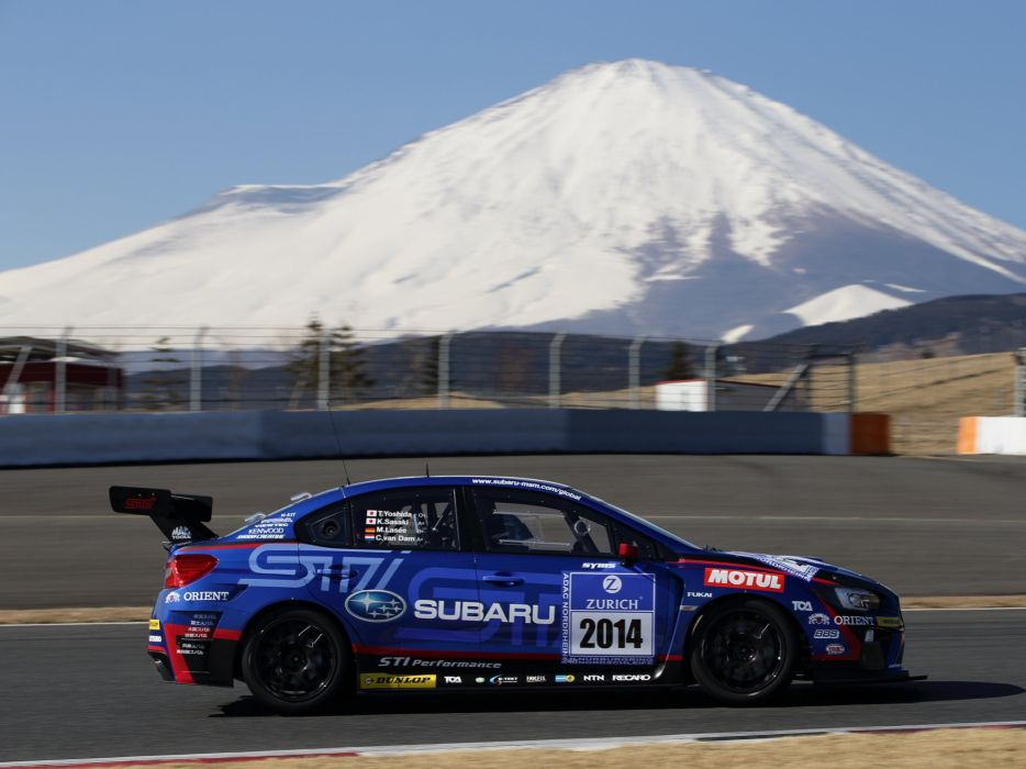 2014 Subaru WRX STI race racing   rw wallpaper