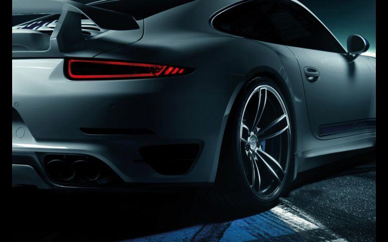 2014 TechArt Porsche 911 Turbo (991) supercar tuning wheel g wallpaper