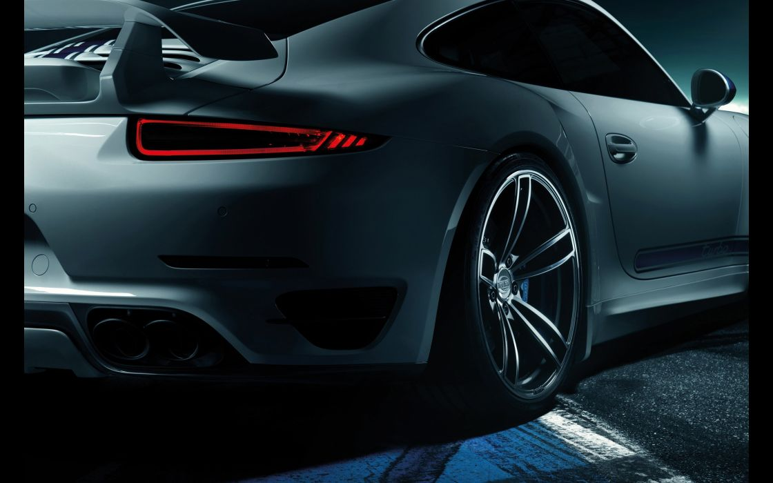 2014 TechArt Porsche 911 Turbo (991) supercar tuning wheel    g wallpaper