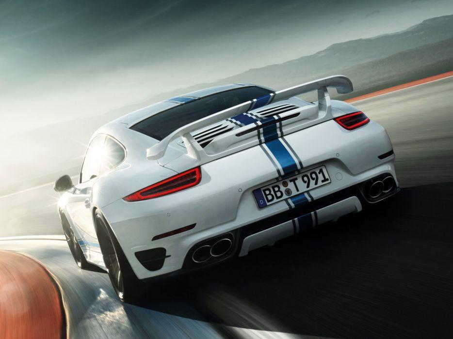 2014 TechArt Porsche 911 Turbo (991) supercar tuning  h wallpaper