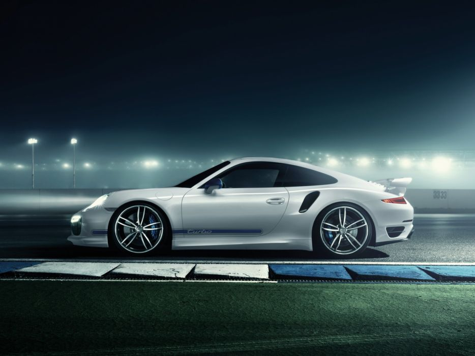 2014 TechArt Porsche 911 Turbo (991) supercar       h wallpaper