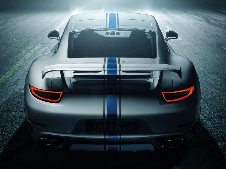 2014 TechArt Porsche 911 Turbo (991) supercar    g wallpaper