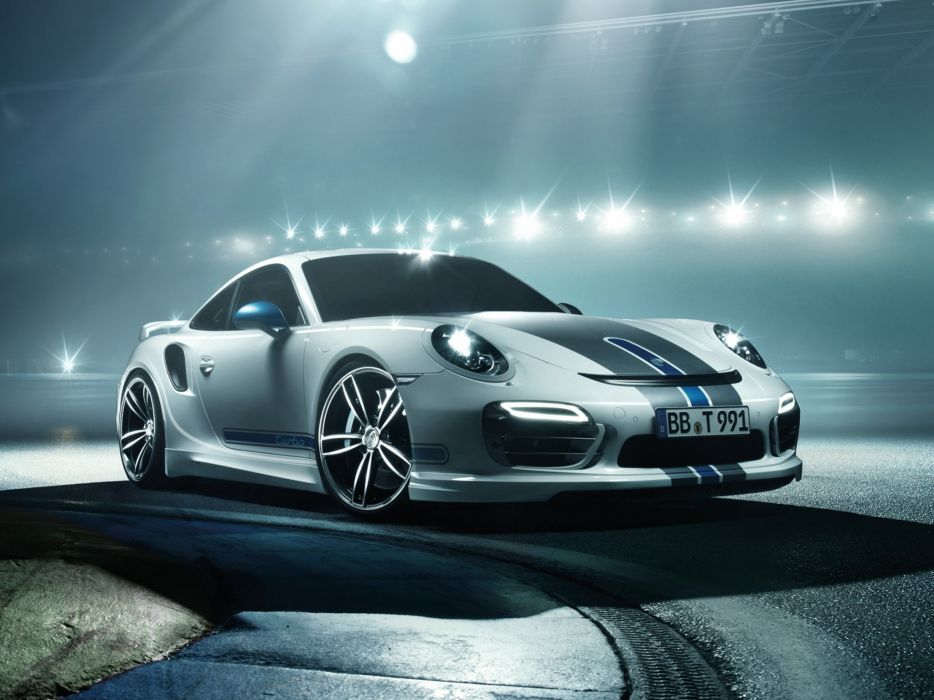 2014 TechArt Porsche 911 Turbo (991) supercar tuning     g wallpaper