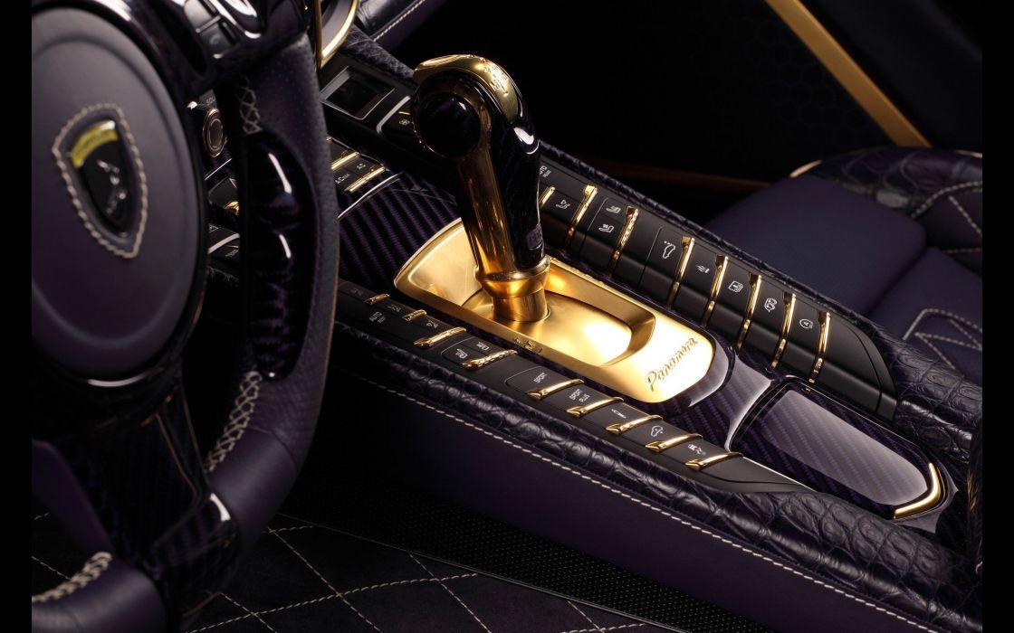2014 Topcar Porsche Panamera Turbo S Stingray Gtr Tuning Interior F Wallpaper 2560x1600 245730 Wallpaperup