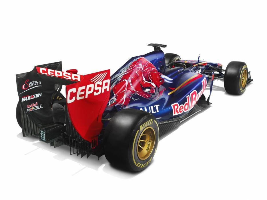 2014 Toro Rosso STR9 formula f-1 race racing   d wallpaper