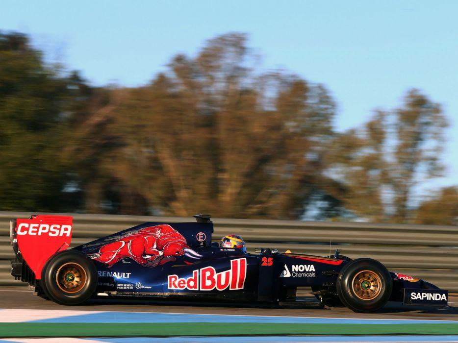 2014 Toro Rosso STR9 formula f-1 race racing  da wallpaper