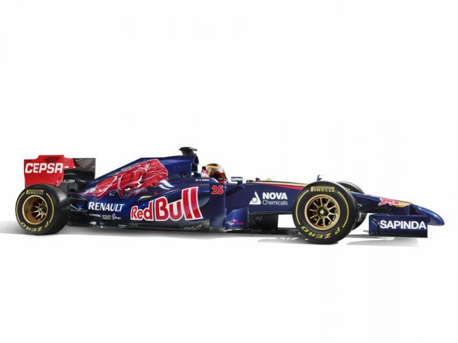 2014 Toro Rosso STR9 formula f-1 race racing f wallpaper