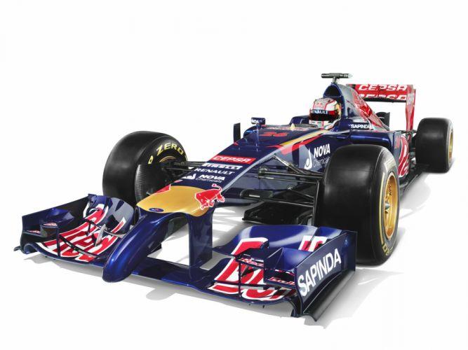2014 Toro Rosso STR9 formula f-1 race racing fe wallpaper